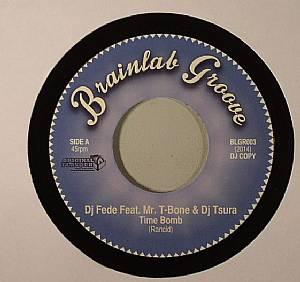 DJ FEDE feat MR BONE & DJ TSURA - Time Bomb