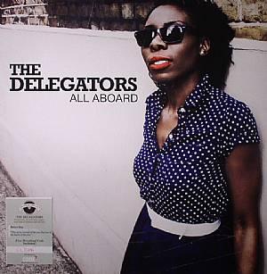 DELEGATORS, The - All Aboard