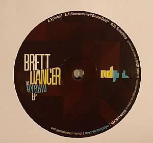 DANCER, Brett - The Hybrid EP