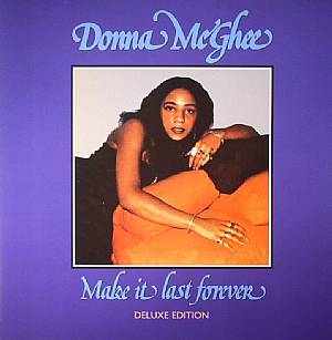 McGHEE, Donna - Make It Last Forever (Deluxe Edition) (Record Store Day 2014)