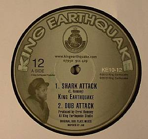 KING EARTHQUAKE - Shark Attack
