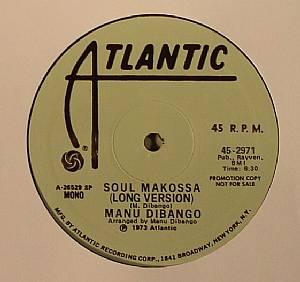 DIBANGO, Manu - Soul Makossa