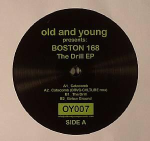 BOSTON 168 - The Drill EP