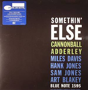 ADDERLEY, Cannonball - Somethin Else (remastered)
