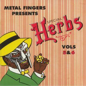 MF DOOM - Special Herbs Volume 5 & 6