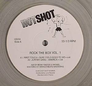 VARIOUS - Rock The Box Vol 1