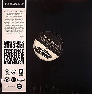 CLARK, Mike/ZHAO SKI/TERRENCE PARKER/BRIAN HARDEN/SEAN DEASON - The Backpack EP