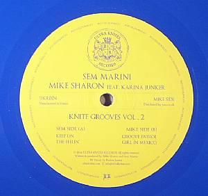 SEM MARINI/MIKE SHARON - Knite Grooves Vol 2