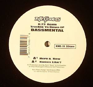 BASSMENTAL aka KERRI CHANDLER - 6:23 Again Trackin Ya Down EP