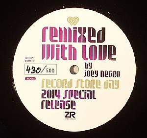 NEGRO, Joey - Remixed With Love By Joey Negro (Record Store Day 2014)