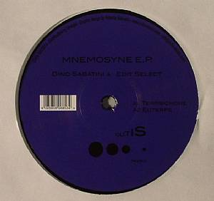 SABATINI, Dino/EDIT SELECT - Mnemosyne EP