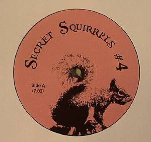SECRET SQUIRREL - Secret Squirrels #4