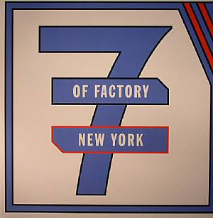 VARIOUS - Of Factory New York
