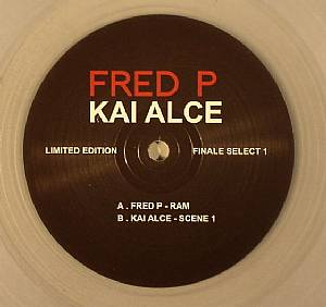 FRED P/KAI ALCE - Finale Sessions Select Vol 1