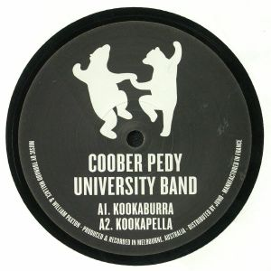 COOBER PEDY UNIVERSITY BAND - Kookaburra