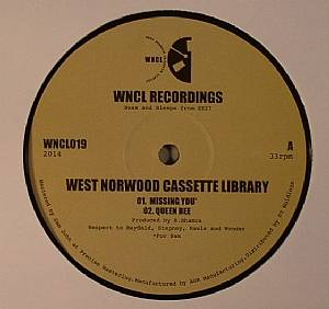 WEST NORWOOD CASSETTE LIBRARY - Missing You