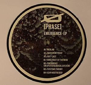 PHASE - Emergence EP