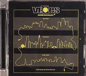 WILHITE, Rick/VARIOUS - Vibes New & Rare Music 2