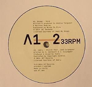 SAUL, Will/BICEP/JABRU/MARQUIS HAWKES/LEON VYNEHALL - DJ Kicks EP