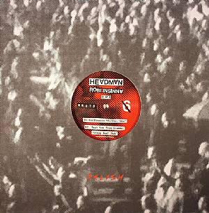 HEADMAN/ROBI INSINNA feat BRASSICA/RED AXES/THE EMPEROR MACHINE/GRAMME - 6 EP I