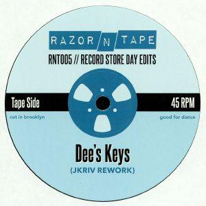 JKRIV - Record Store Day Edits