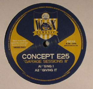 CONCEPT E25 - Garage Sessions 3