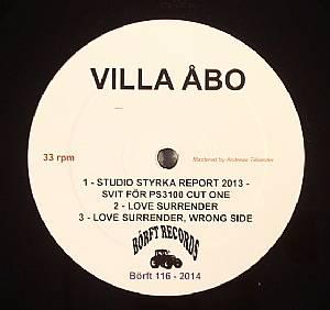 VILLA ABO - Love Surrender