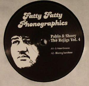 PABLO & SHOEY - The Rejigs Vol 4