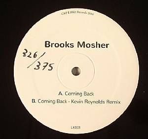 MOSHER, Brooks - Coming Back