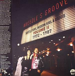 VARIOUS - Wheedle's Groove Vol 2: Seattle Funk, Modern Soul & Boogie 1972-1987