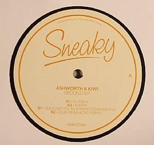 ASHWORTH & KIWI - Second EP (includes Nicholas remix)
