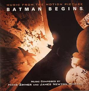 ZIMMER, Hans/JAMES NEWTON HOWARD - Batman Begins (Soundtrack)