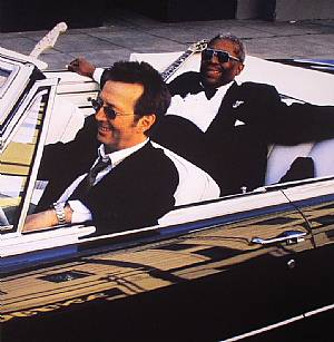 KING, BB/ERIC CLAPTON - Riding With The King