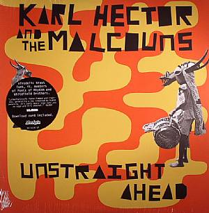 HECTOR, Karl/THE MALCOUNS - Unstraight Ahead