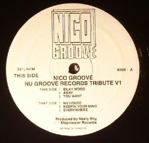 NICO GROOVE - Nu Groove Records Tribute V1