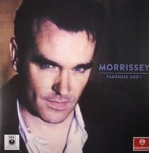MORRISSEY - Vauxhall & I: 20th Anniversary Definitive Master