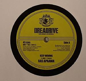RAS APAAWA - Keep Moving
