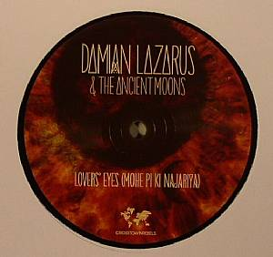 LAZARUS, Damian/THE ANCIENT MOONS - Lovers' Eyes