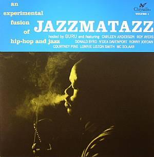 GURU - Jazzmatazz Vol 1