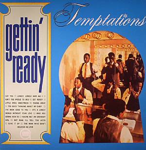 TEMPTATIONS, The - Gettin Ready
