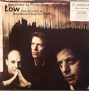 GLASS, Philip - Low Symphony