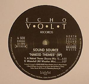 SOUND SOURCE - Naked Themes EP