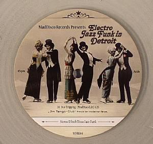 MADDISCO EDITS - Electro Jazz Funk In Detroit