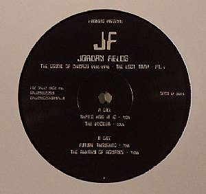 I ROBOTS presents JORDAN FIELDS - The Sound Of Chicago1986-1991: The Lost Trax Part 1