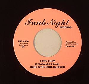 COKO /THE SOUL SURFERS - Lady Lucy