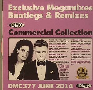 VARIOUS - DMC Commercial Collection 377: June 2014 (Strictly DJ Only)