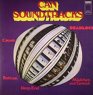 CAN - Can Soundtracks (stereo) (remastered)