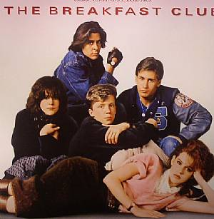 VARIOUS - The Breakfast Club (Soundtrack)