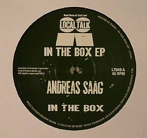 SAAG, Andreas - In The Box