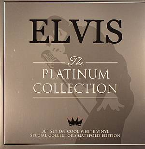 PRESLEY, Elvis - The Platinum Collection